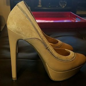 Jessica Simpson High Heel Pumps Women Size 8
